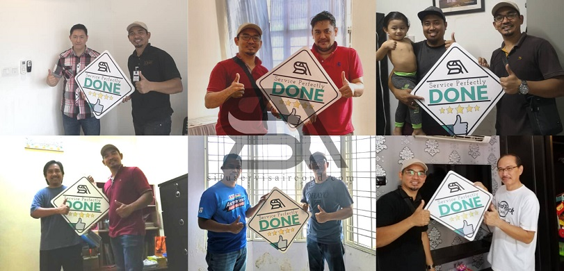 sifu servis aircond best airconditioner contractor in klang valley